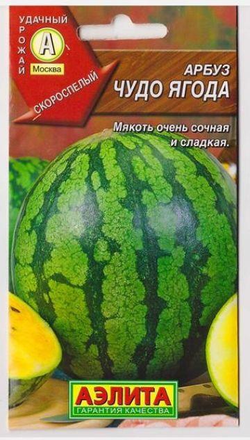 Арбуз Чудо Ягода