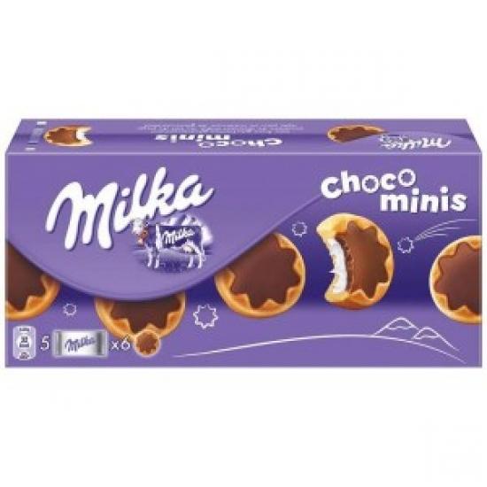 Печенье Милка Чоко Минис 150г    1 «MILKA» ι Германия