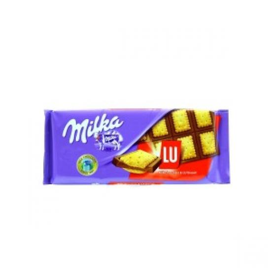 Милка 87.5гр Сендвич Лу   1 «MILKA» ι Германия