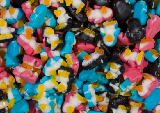 Пингвины  100 гр.   1 «Trolli» ι Германия