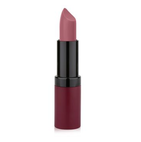 ГУБНАЯ ПОМАДА GOLDEN ROSE VELVET MATTE