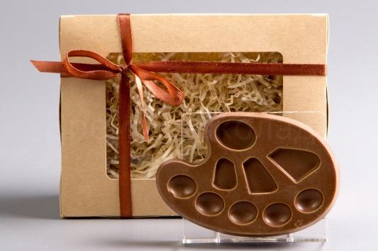 Шоколадная фигурка «Палитра»