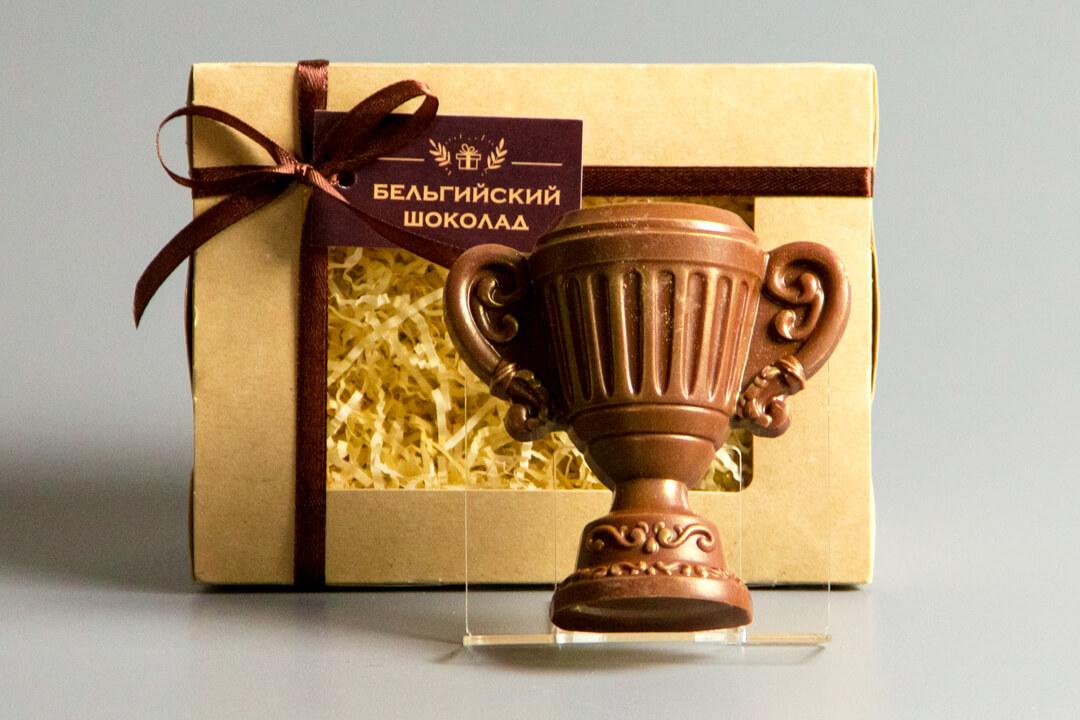 Шоколадная фигурка «Кубок»