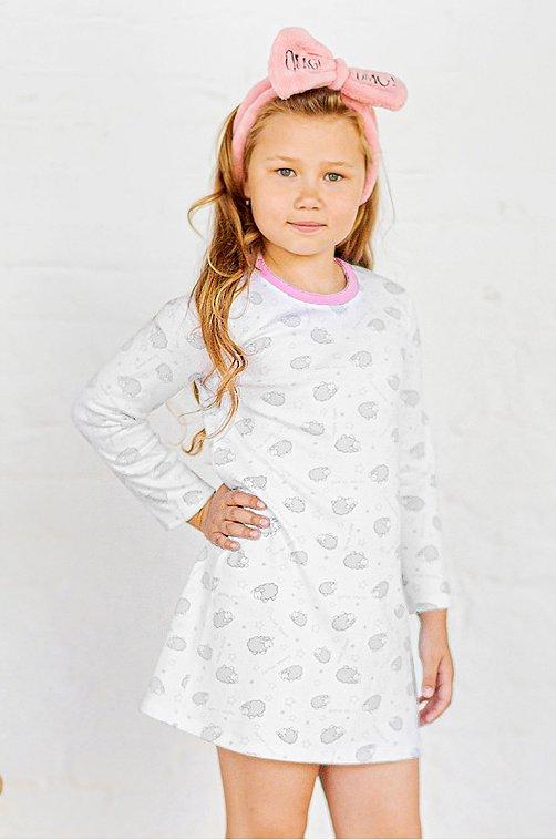 Сорочка для девочки Амадэль