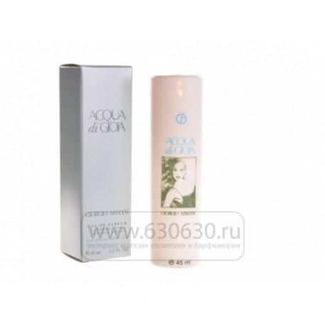 "Компактный парфюм Giorgio Armani ""Acqua di Gioia"" 45 ml"