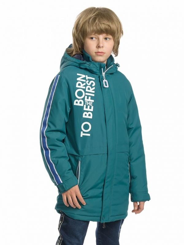 BZXL4132/2 куртка для мальчиков (10, Зеленый(12))