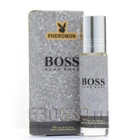 "Масляные духи с феромонами Hugo Boss ""Hugo Boss N6"" 10 ml"