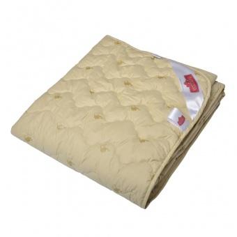 """122 Одеяло Premium Soft """"Комфорт"""" Camel Wool (верблюжья шерсть) Евро 1 (200х220)"""