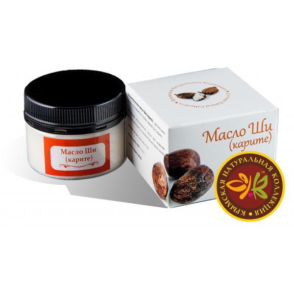Натуральное масло Ши карите Производитель: Крымская Натуральная Коллекция