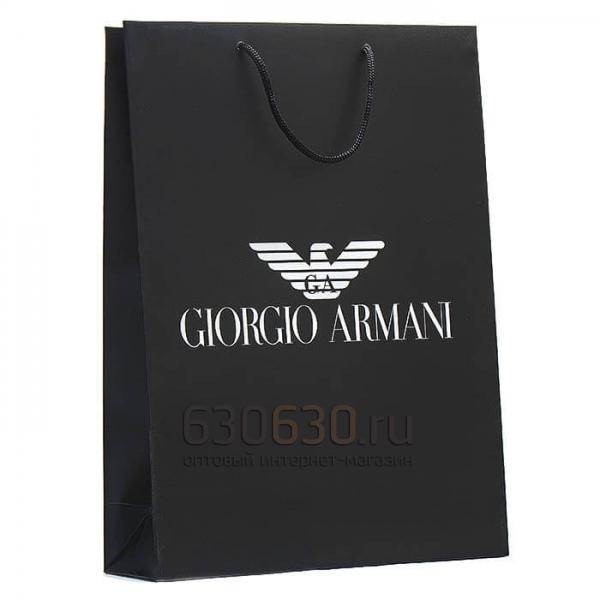 Подарочный Пакет Giorgio Armani 35 х 25 см