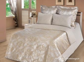 """Артикул: 144. Комплект постельного белья (КПБ) из сатин-жаккарда \""""Скарлетт\"""" 2 спальный (4 наволочки)"""