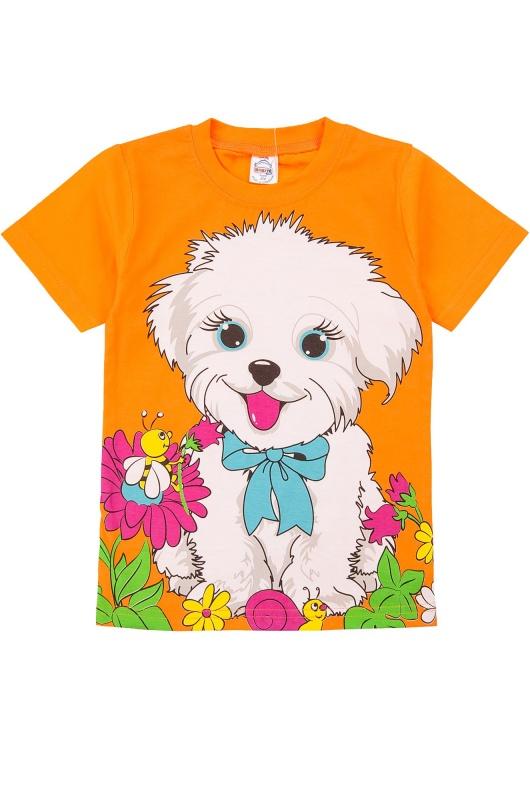 футболка для девочки Bonito