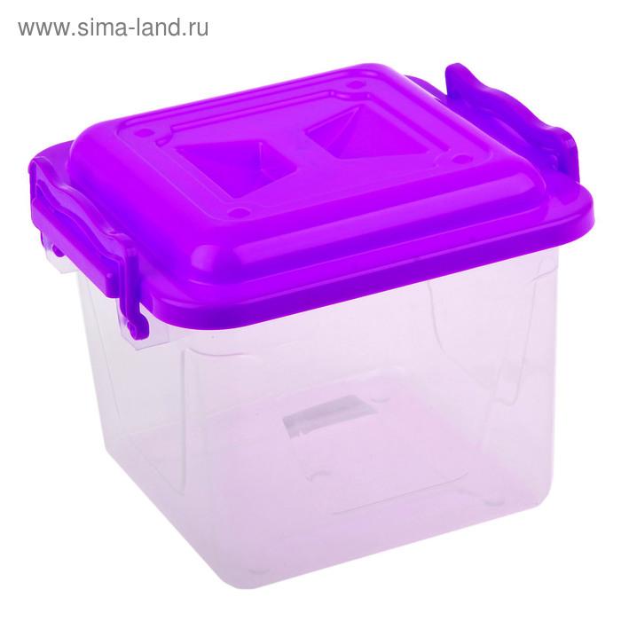 Контейнер пищевой 4 л, цвет МИКС