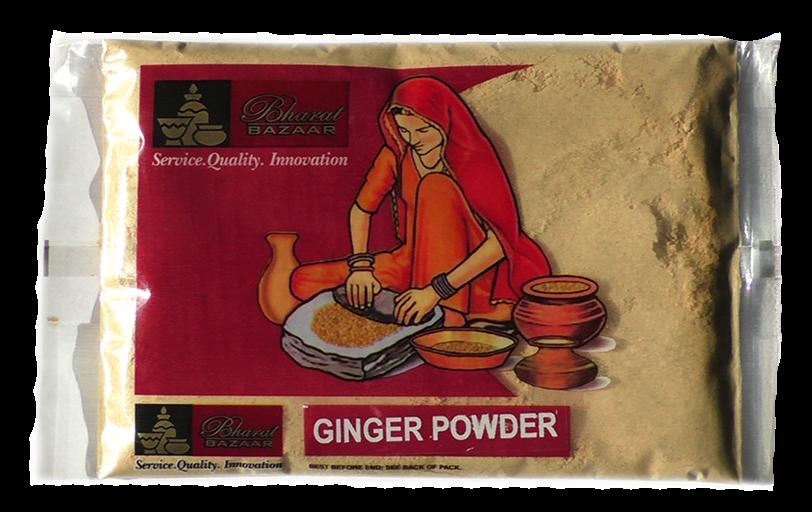 Имбирь сушёный молотый Bharat Bazaar 100 гр.