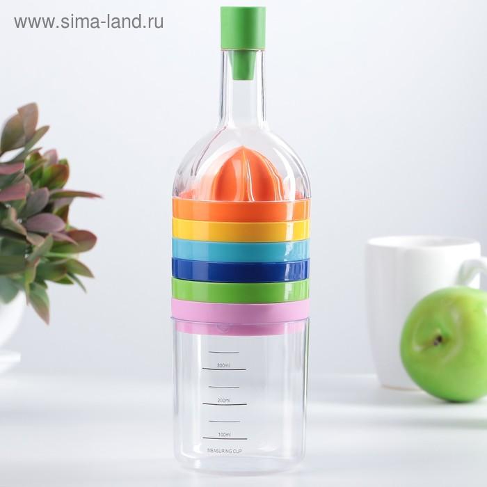 Бутылка универсальная кухонная «Чудо», 29х9 см, цвет МИКС