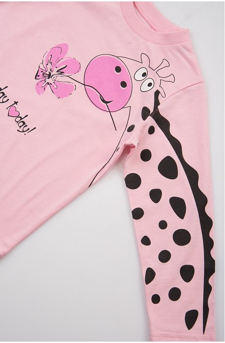 Пижама для девочки Luneva