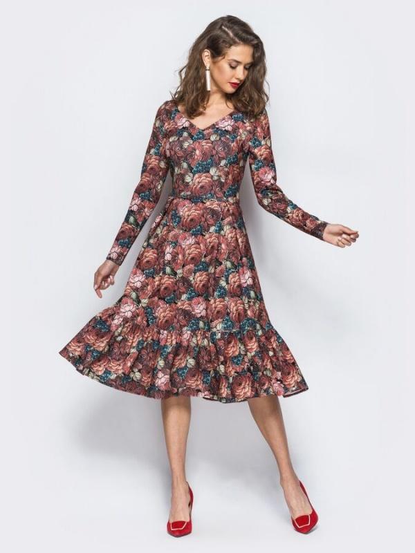 Платье 162108