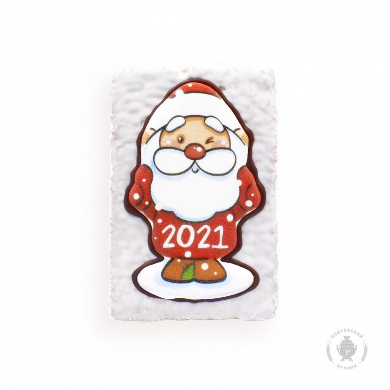 """Дед мороз """"2021"""" (130 грамм)"""