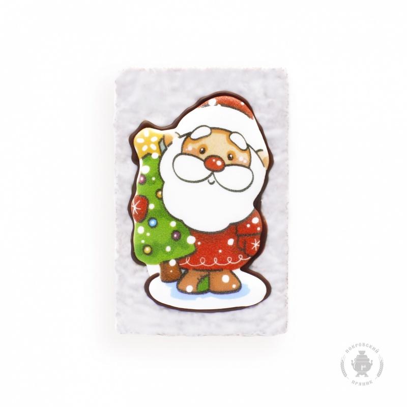 Дед мороз с ёлкой (130 грамм)