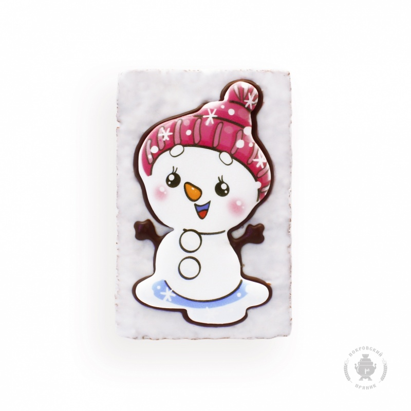 Снеговик в луже (130 грамм)