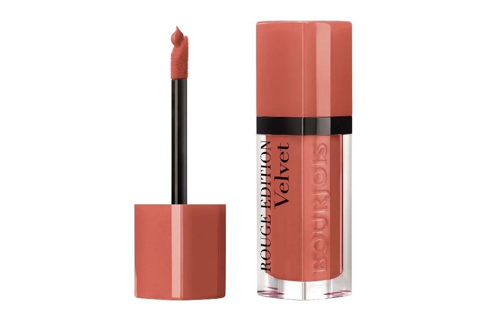 Bourjois Rouge Edition Velvet бархатный флюид для губ 16 Honey Mood