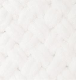 Пряжа для вязания Ализе Puffy (100% микрополиэстер) 5х100г/9.5м цв.055 св.молочный