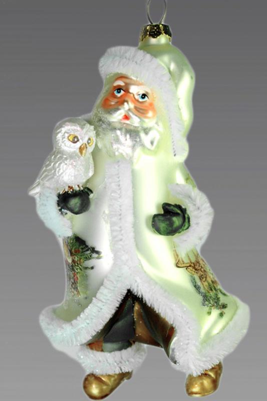 Дед Мороз в золотой шубе 33178-9