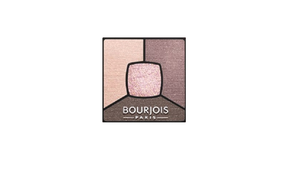 BOURJOIS ПАЛИТРА ТЕНЕЙ 4ШТ SMOKY STORIES 3.2 Г №290021 ТЕСТЕР