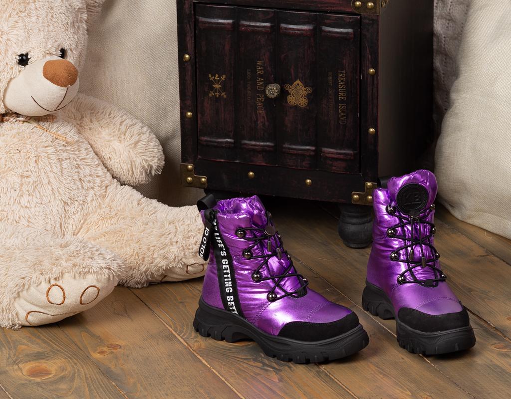 Обувь детская KB664FX KING BOOTS Германия