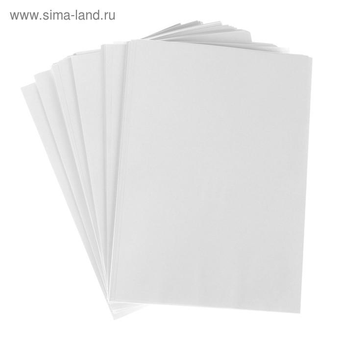 Бумага газетная А4, 500 листов, ЦБК Кама, плотность 48,8г/м2, белизна 60%