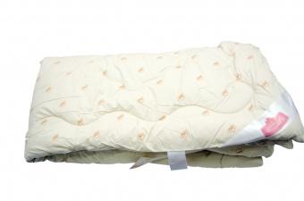 "192 Одеяло Premium Soft ""Комфорт"" Cotton (хлопковое волокно) 1,5 сп"