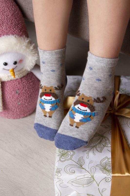 Носки Зимняя сказка детские