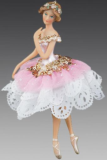 Балерина Флора 208104