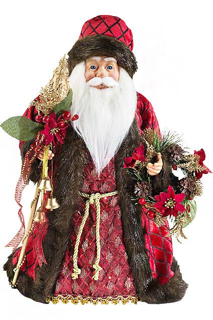 Дед Мороз в красной шубе SD4576
