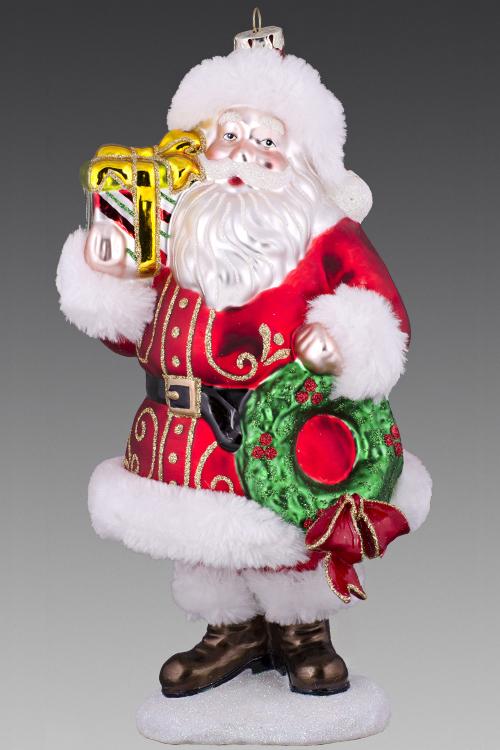 Дед Мороз на подставке 53567