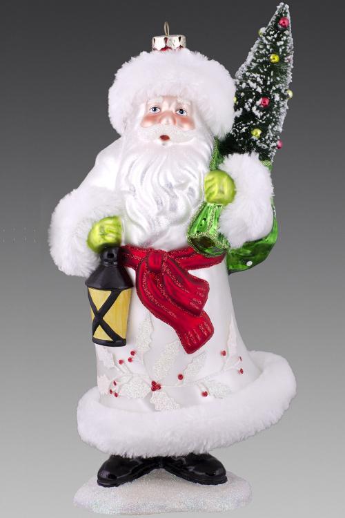 Дед Мороз на подставке 53572NT