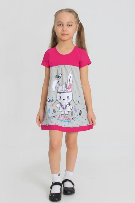 Платье Брусника детское