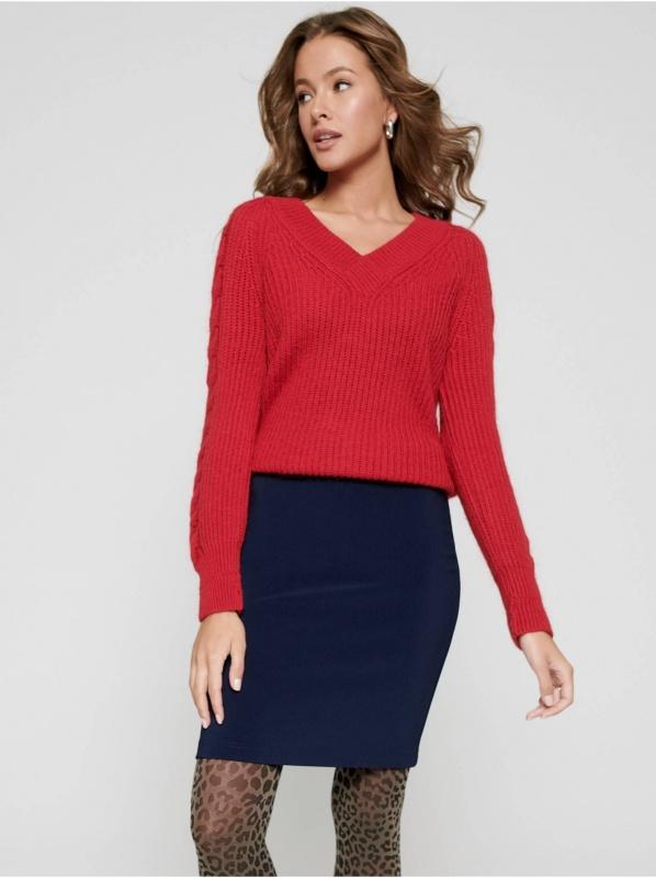 Классическая юбка-футляр PRESTIGE