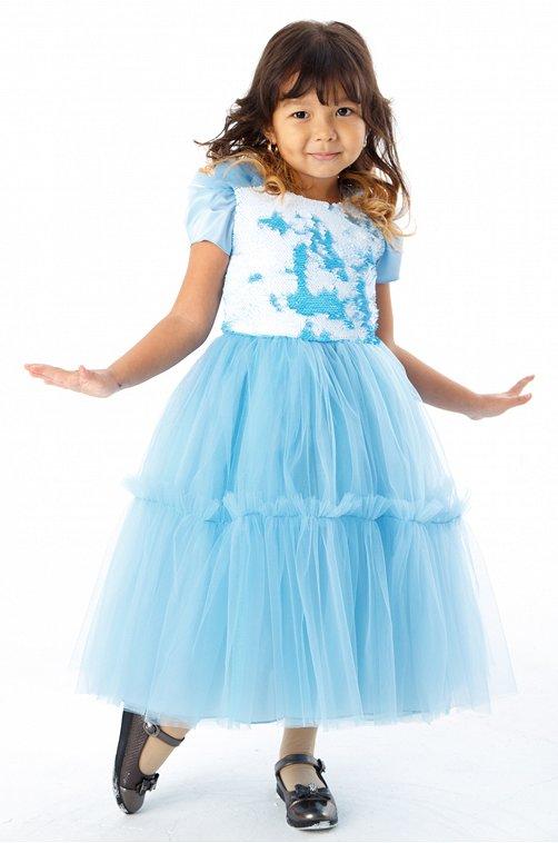 Нарядное платье для девочки Irish.ko Артикул: ISKB41