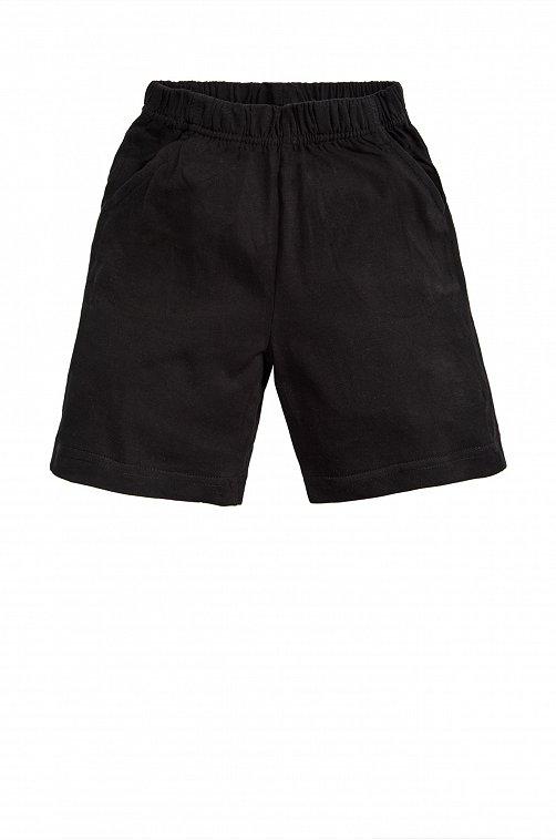 Шорты с карманами для мальчика K&R BABY Артикул: KR004