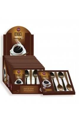Шоколадные ложки набор из 6 штук