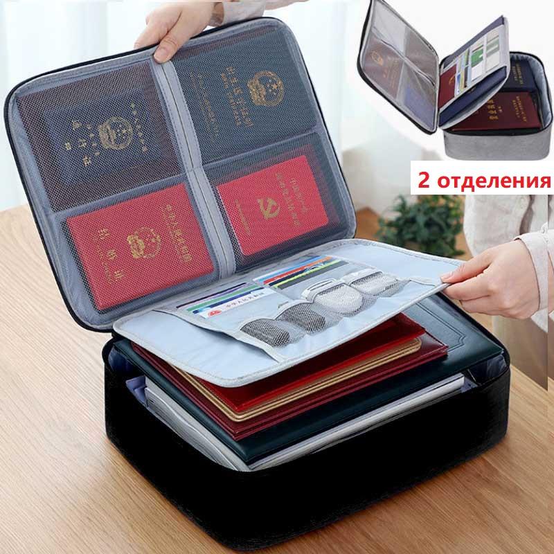 Портативная сумка - портфель для  различных документов, бумаг и гаджетов.