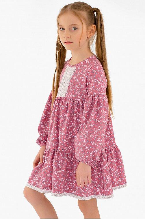 Платье для девочки Looklie