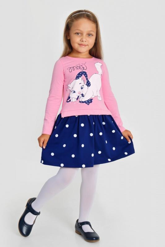 Платье Горошина детское