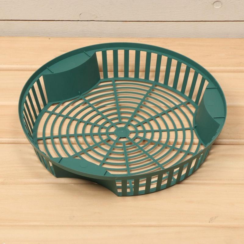 Корзинка для луковичных, круглая, d = 30 см