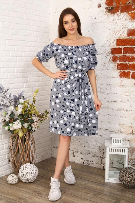 Платье 6981