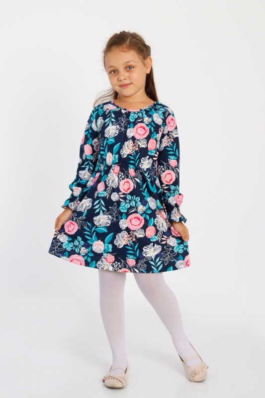 Платье для девочки Лотос