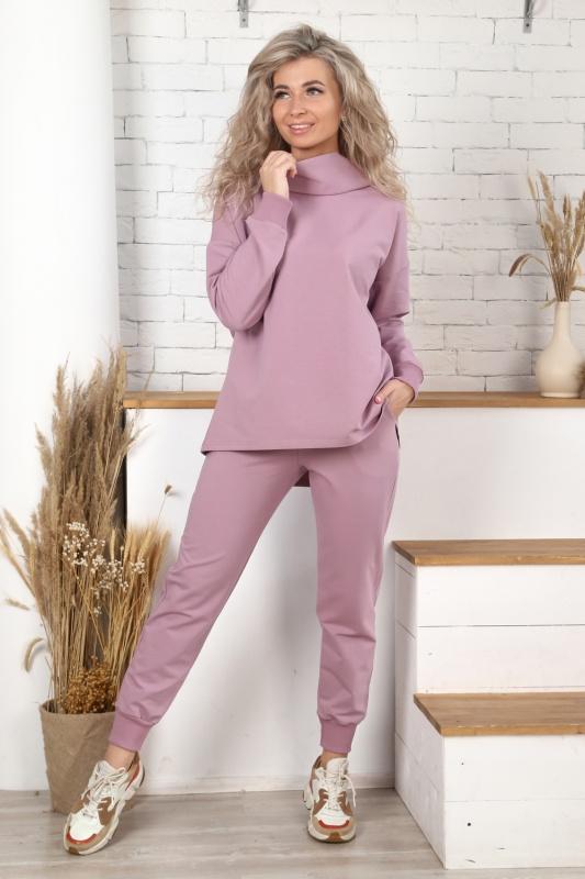 Женский костюм с брюками 24710