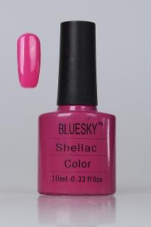 Лак для ногтей: шеллак матовый, цвет № 40519