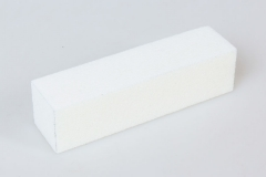 Маникюрные принадлежности: блок для ногтей полировочный 4-сторонний
